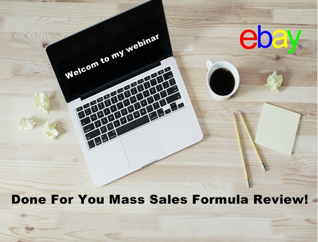 eBay Unique Webinar – Done For You Mass Sales Formula, Bonuses And Done for You VIP (10k Products)